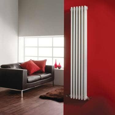 Notre radiateur traditionnel en style fonte sur Hudson Reed