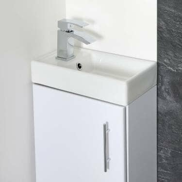 WC avec lave mains